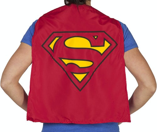 Superman Caped Backsack