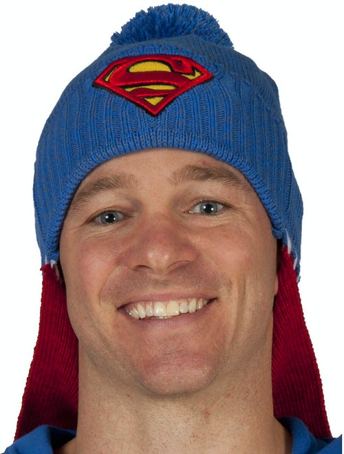 Superman Caped Hat