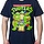 Dark Blue Teenage Mutant Ninja Turtles Shirt