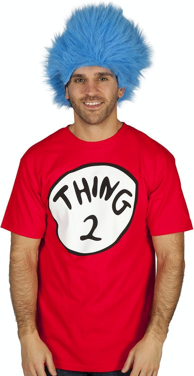 Thing 2 Costume Kit