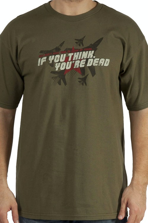 Think Top Gun T-Shirt
