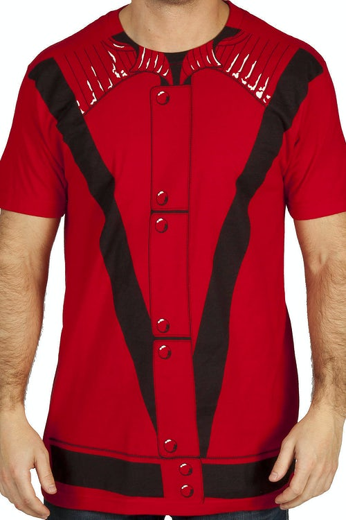 Thriller Michael Jackson Costume Shirt