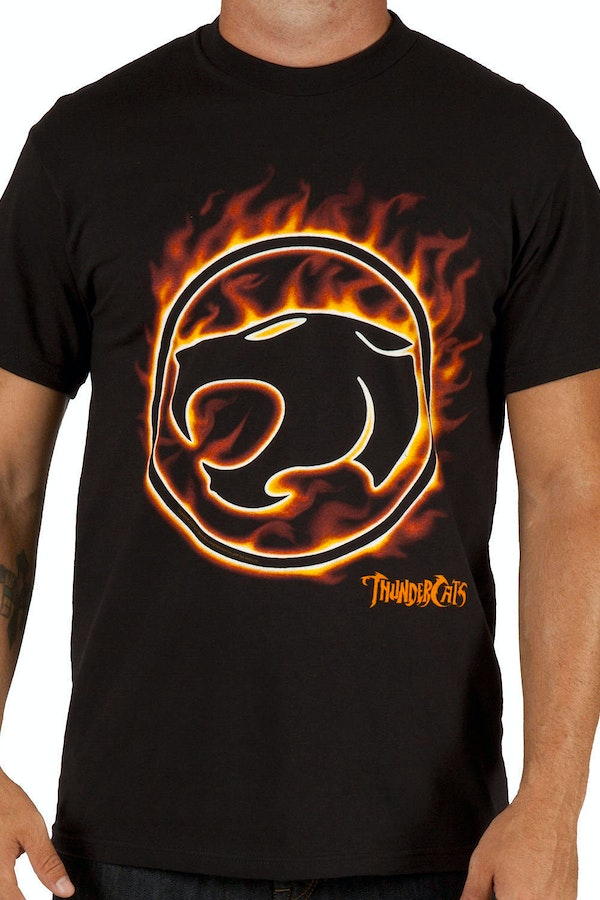 ThunderCats Flame T-Shirt