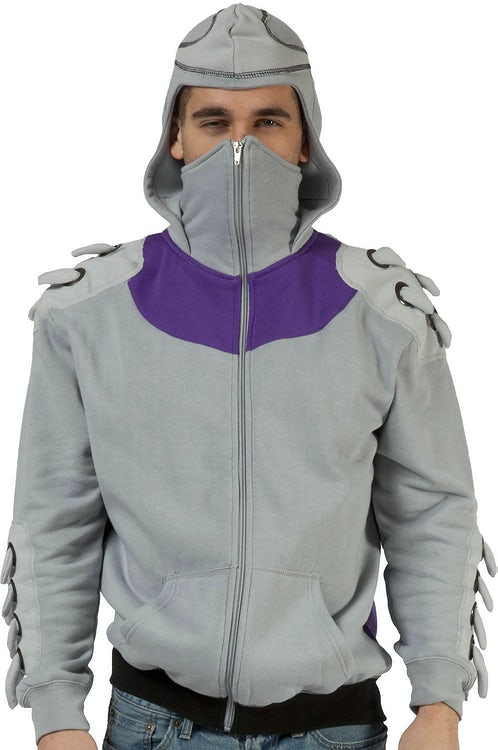 TMNT Shredder Hooded SweatShirt