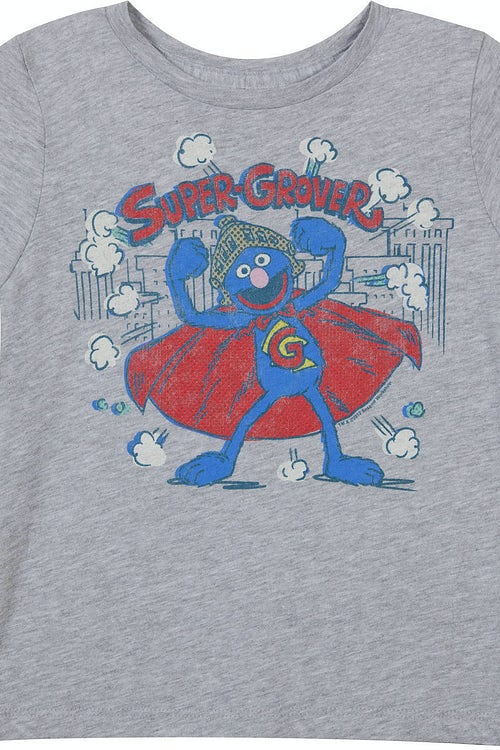 Toddler Super Grover Shirt