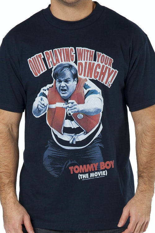 Tommy Boy Dinghy Shirt