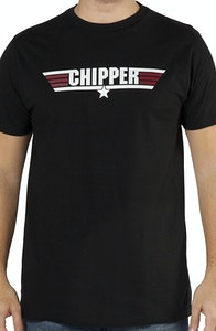 Top Gun Call Name Chipper T-Shirt