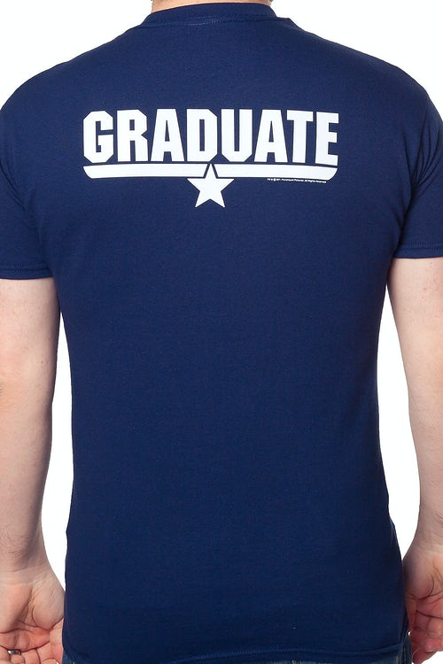 Top Gun Graduate Shirt