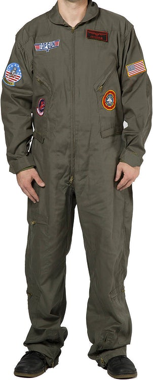 Top Gun Jester Costume