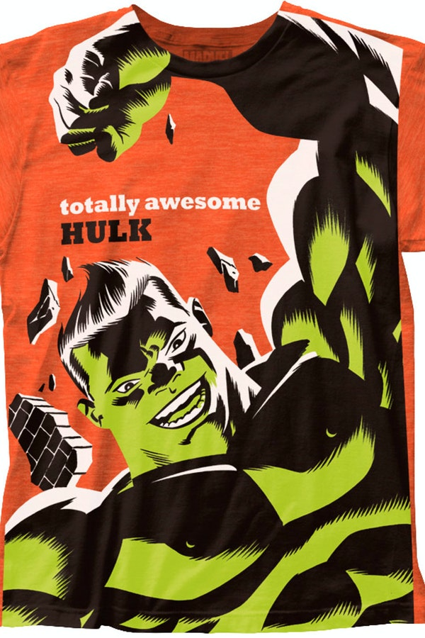 Totally Awesome Hulk T-Shirt