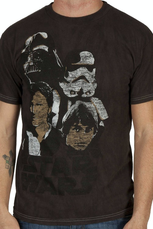 Trilogy Star Wars Shirt