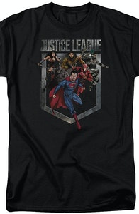 Unite Justice League T-Shirt