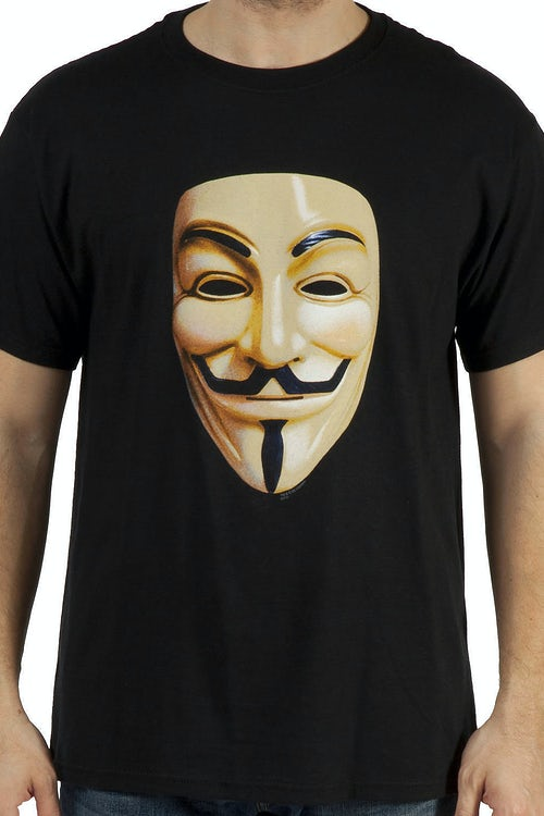 V For Vendetta Shirt