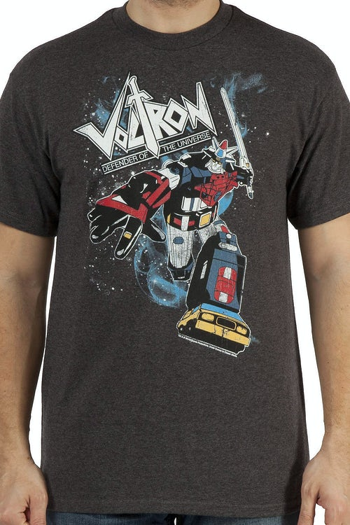 Vehicle Voltron Shirt