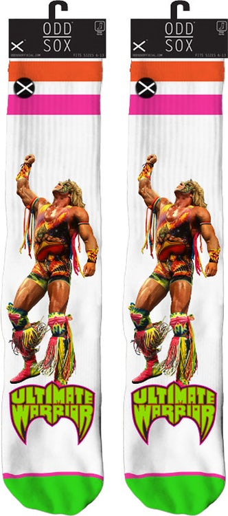 Victory Ultimate Warrior Socks