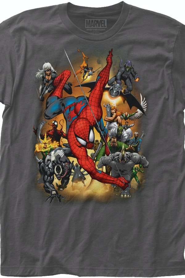 Villains Spider-Man T-Shirt