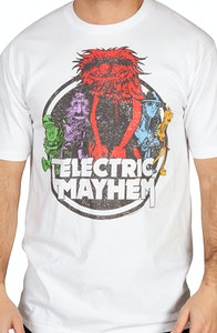 Vintage Electric Mayhem T-Shirt