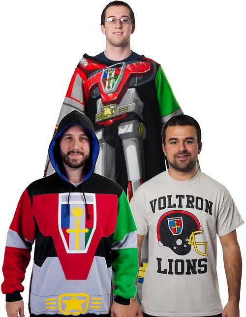 Voltron Form Blazing Warmth Pack