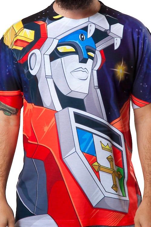 a5ec73e3a Voltron Sublimation T-Shirt: Voltron Mens T-shirt