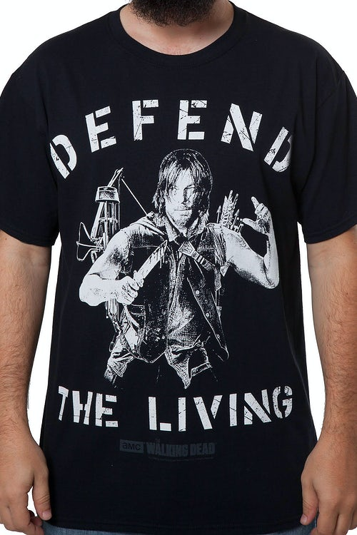 Walking Dead Darryl Dixon T-Shirt