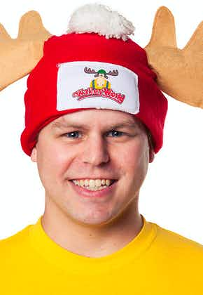 Walley World Visitor Moose Hat