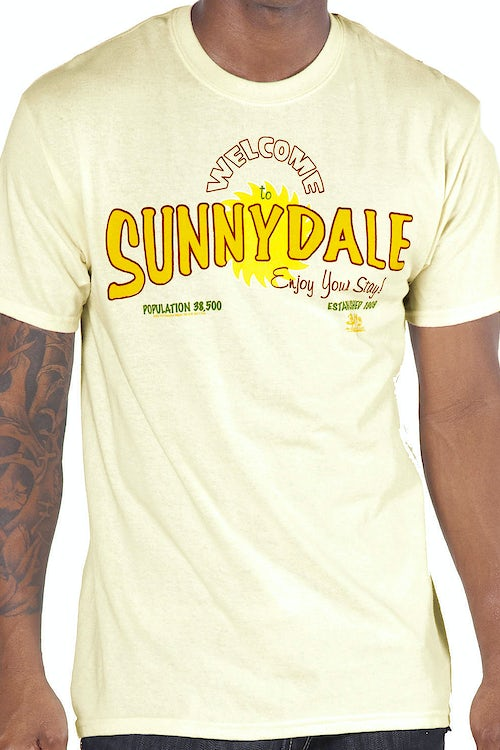 Welcome To Sunnydale Shirt