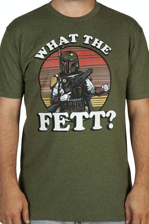 What The Fett Shirt