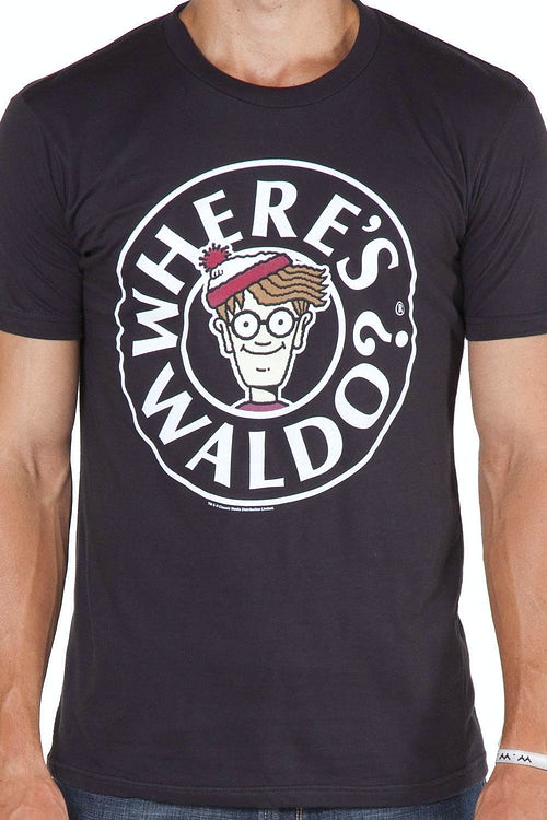 Wheres Waldo Shirt