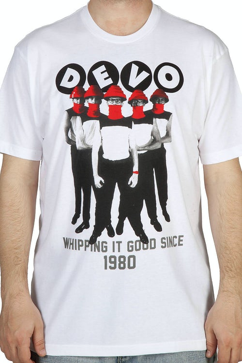Whipping It Good Devo Shirt