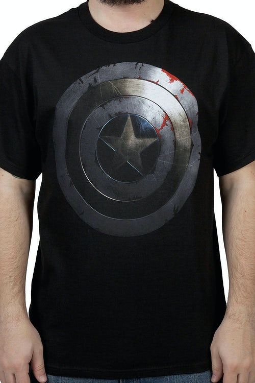Winter Soldier Shield Shirt