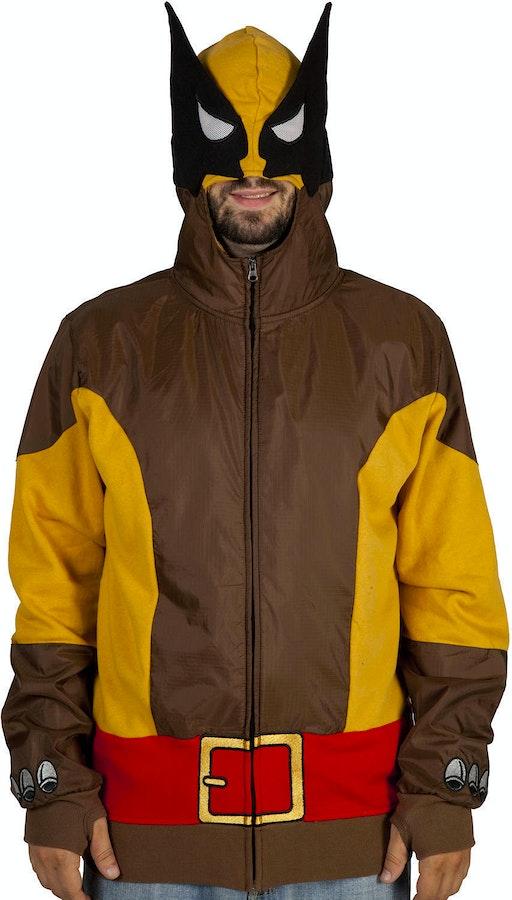 Wolverine hoodies