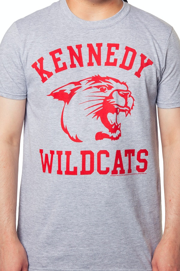 Wonder Years Kennedy Wildcats T-Shirt