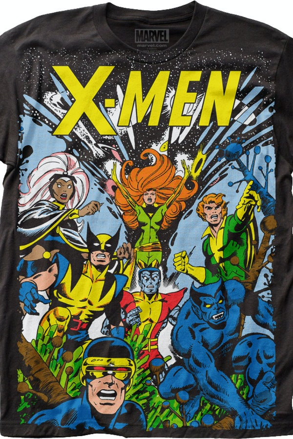 X-Men Group T-Shirt