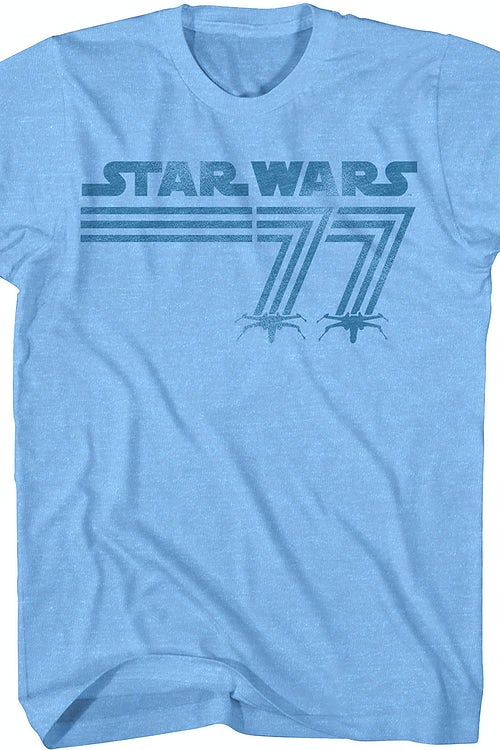 X-Wing 77 Star Wars T-Shirt