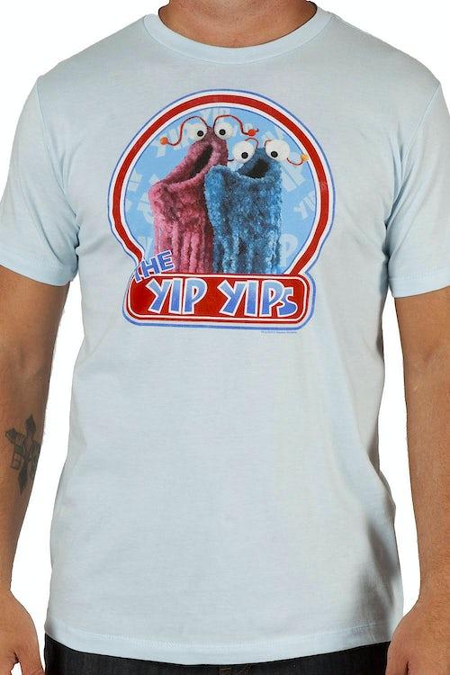 Yip Yips Shirt Sesame Streets Martian Aliens