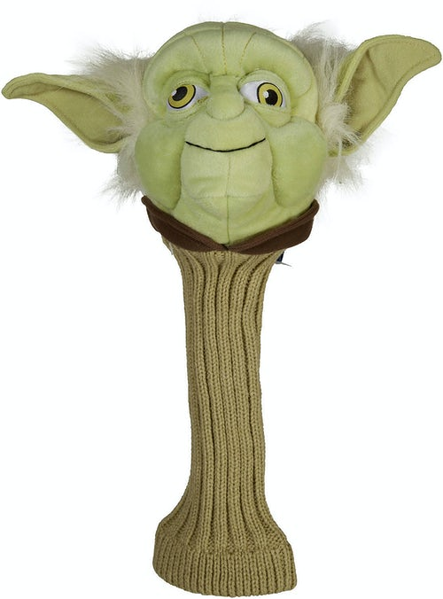 Yoda Star Wars Golf club cover