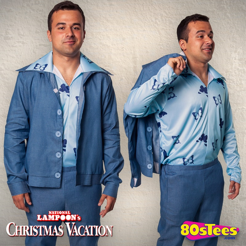 Uncle Eddie Christmas Vacation.Christmas Vacation Cousin Eddie Suit