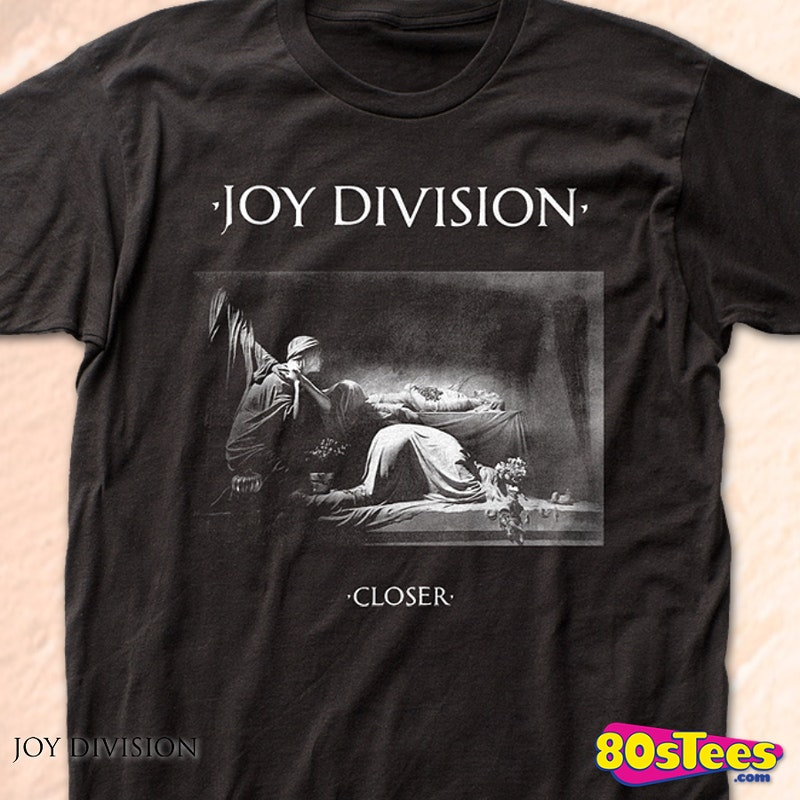 closer joy division t shirt joy division mens t shirt. Black Bedroom Furniture Sets. Home Design Ideas