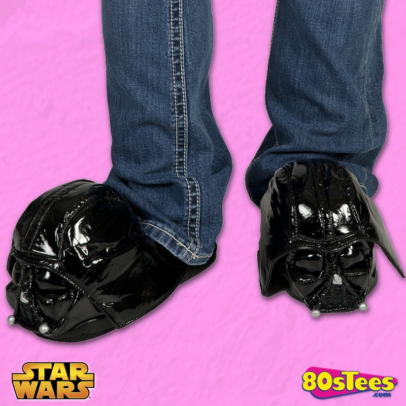 a few days away buy cheap crazy price Darth Vader Slippers: 80s Movies Star Wars, Darth Vader Slippers
