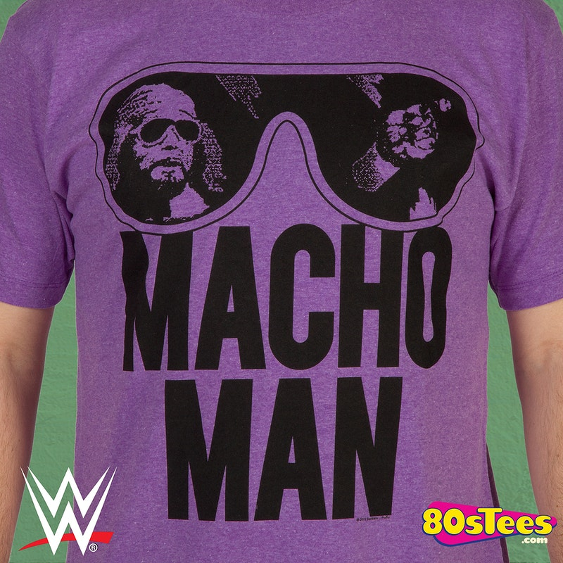 Macho Man Oh Yeah Macho Man Randy...