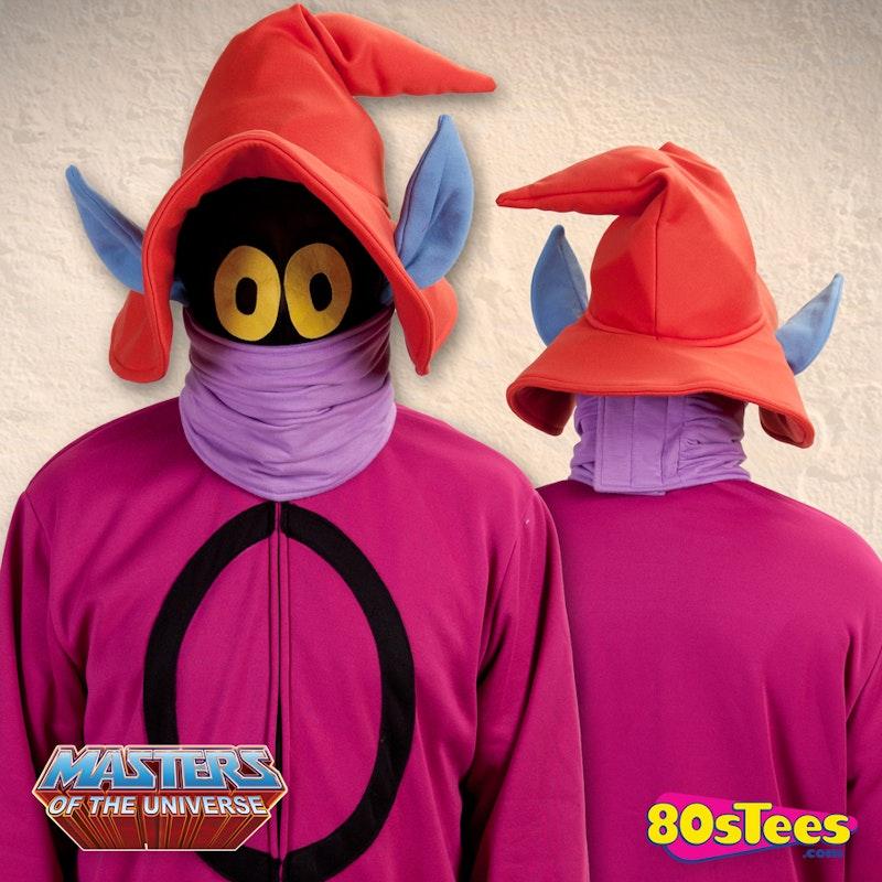 orko costume hoodie 80s cartoon masters of the universe. Black Bedroom Furniture Sets. Home Design Ideas