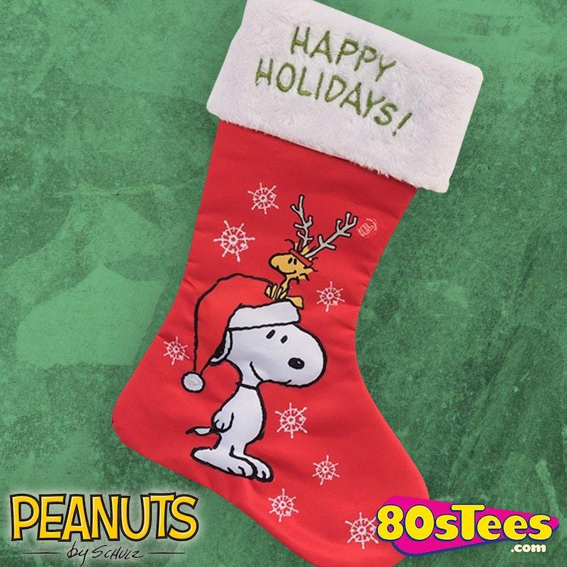 Snoopy LED Stocking  Peanuts Holiday Stocking e3b6f5e503d38