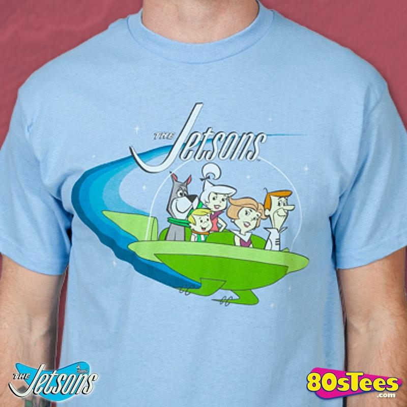 027c6e1f The Jetsons T-Shirt: 80s Cartoons Jetsons T-shirt