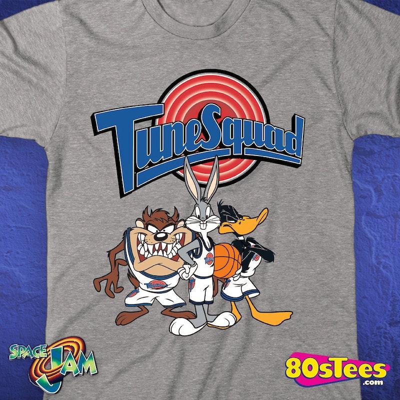 7d8514598 Tune Squad Space Jam T-Shirt  Space Jam Mens T-Shirt