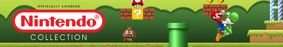 Super Mario Bros. Shirts Banner