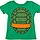 Kids Michelangelo TMNT Costume Shirt