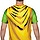 Loki Costume Shirt