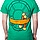 Michelangelo Teenage Mutant Ninja Turtles Costume T-Shirt