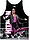 Sublimated Bret Hart Tank Top