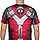 Sublimated Deadpool Costume Shirt